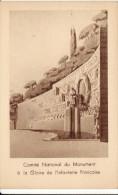 Comité National Du Monument à La Gloire De L'infanterie Française - Monuments Aux Morts