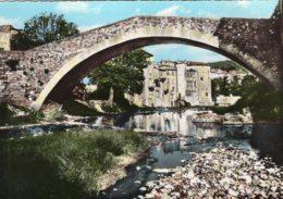 B64093 Cpm Frontignan, Vieux Pont Sur La Soulondre - Frontignan