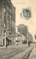 D 3229  - Paris (75012) Un Coin Du Cours De Vincennes       Boutique   Oeuvre Sociale  Bon Lait - Arrondissement: 12