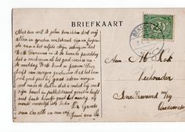 Benschop Langebalk - 1915 - Postal History