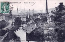 12 - Aveyron - DECAZEVILLE - Puits Central - Decazeville