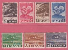 1948 ** (sans Charn., MNH, Postfrish)  Yv. 208/4  Mi. 247/3   Fa  281/7 - Ungebraucht