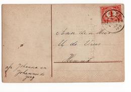 De Knijpe De Knipe ? Grootrond - 1910 - Poststempel