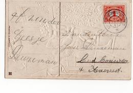 Dednsv Station - 1911 - Poststempel