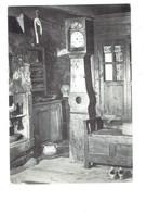 Cpm - 15 - La Maison Du Paysan LOUBARESSE - Ecomusée De La Margeride Salle Commune Horloge Pot De Chambre Sabots - Museen