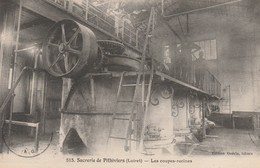 -  CPA - 45 - Sucrerie De PITHIVIERS - Les Coupes-racines - 654 - Pithiviers