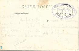 75-cachet Hôpital Aux N°265 à Paris Sur Belle CP De L'Hôpital Institut De France - Hotel Thiers En 1915 -cachet Rare - WW I