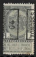 Tongeren 1904  Nr.  599A - Préoblitérés