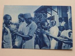Missions D'Afrique / Un Dispensaire Catholique ( Edit. De La Propagation De La Foi Lyon ) Anno 19?? ( Voir Photo ) ! - Missions