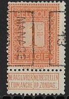 Manage 1913  Nr. 2162B - Voorafgestempeld
