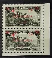 Alaouites, Paire Du Numéro 36 Neuf **, Cote 6,50 Euros - Alaouite (1923-1930)