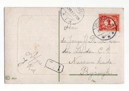 Spijkenisse Langebalk - 1913 - Postal History