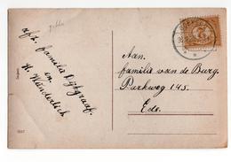 Boekelo Langebalk - 1922 - Postal History