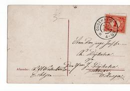 Oudehaske Grootrond - 1913 - Poststempel