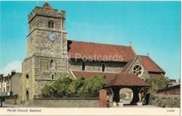 Seaford - Parish Church - S.5209 - 1985 - United Kingdom - England - Used - Autres