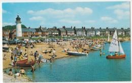 Shoreham-By-Sea - The Beach - Sailing Boat - SH 509 - 1985 - United Kingdom - England - Used - Autres