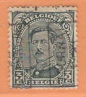COB 183  Tournai 1921 Doornijk   Orientation A   (used) - Vorfrankiert