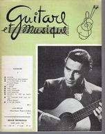 Revue Musique  Guitare Et Musique  N° 37 - 1962 Julian Bream - Musik
