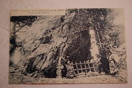 Tombeau Du Touriste Allemand M. SIMONIS   Gorge Du Mt CINTO - France