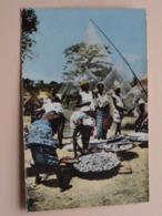 Retour De La Pêche : L'Afrique En Couleurs ( 1496 > HOA-QUI ) Anno 19?? ( Voir Photo ) ! - Cartes Postales