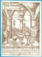 SIENA - Zina Provvedi - Via Di Citta, 96 - Boutique D'Art - Negozio De Ll'Arte - Siena