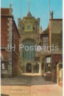 Rye - St. Mary's Church - 1985 - United Kingdom - England - Used - Rye
