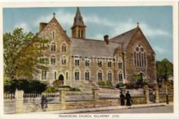 Killarney - Franciscan Church - 122 - 1970 - Ireland - Used - Kerry