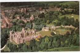 Arundel Castle - Aerial View - PT3268 - United Kingdom - England - Unused - Arundel