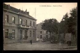 69 - COURS - MAIRIE ET POSTE - Cours-la-Ville