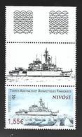 TAAF 2020 - Le Nivôse ** - Terre Australi E Antartiche Francesi (TAAF)