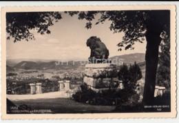 Graz - Hackherdenkmal Am Schlossberg - 453 - 1933 - Old Postcard - Austria - Used - Graz