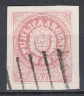 Argentina 1862 Y.T.5 O/Used VF/F - Ungebraucht