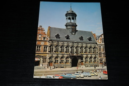 1803         MONS, HOTEL DE VILLE / Auto / Car / Coche / Voiture - Mons