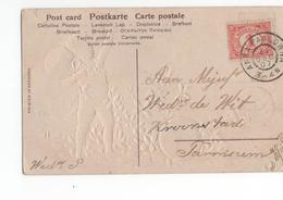 Anna Paulowna Grootrond - 1907 - Poststempel