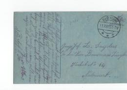 Soerendonk Langebalk - 1915 - Militair Verzonden - Postal History