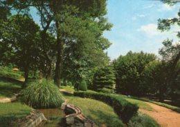 B64180 Cpm Lamalou Les Bains,le Jardin De L'Usclade - Lamalou Les Bains
