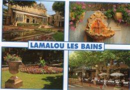 B64182 Cpm Lamalou Les Bains - Lamalou Les Bains