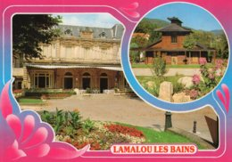 B64183 Cpm Lamalou Les Bains - Lamalou Les Bains