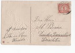 Boornbergum Grootrond - 1913 - Poststempel