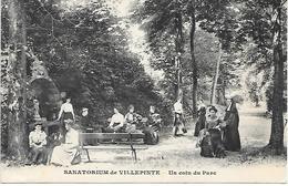 12/25       93    Villepinte    Le Sanatorium     Un Coin Du Parc  (animations) - Villepinte