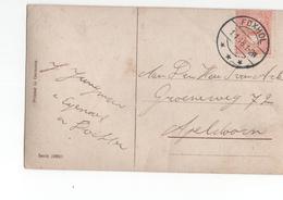 Foxhol Langebalk - 1918 - Postal History