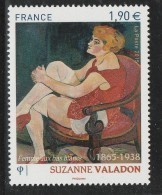 FRANCE 2015 SUZANNE VALADON NEUF** YT 4977   - - France