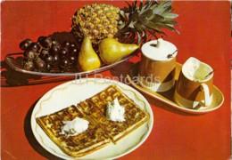 Meal - Pineapple - Pear - Grape - Philips - 1985 - Zimbwabwe - Used - Zimbabwe