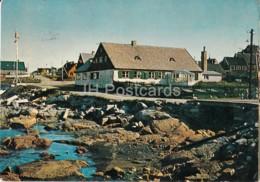 The Hans Egede House 1728 At Godthab Old Harbour - KGH 33 - 1966 - Greenland - Used - Groenland