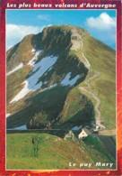15 - Le Puy Mary - Le Col Du Pas De Peyrol - Flamme Postale - Voir Scans Recto-Verso - Frankreich