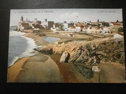 Espagne. Sitges, Playa De S. Sebastian (263) - Barcelona