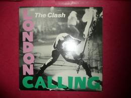 LP33 N°1302 - THE CLASH - LONDON CALLING - COMPILATION 2 LP 18 TITRES ***** TRES GRAND ALBUM - Jazz