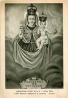 Cuneo - Cartolina Antica MIRACOLOSA EFFIGIE DELLA B. V. DELLA ROSA (1544) Santuario Madonnina Di Ceresole - OTTIMA R22 - Religione & Esoterismo