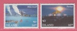1993 ** Islande  (sans Charn., MNH, Postfrish)  Yv  737/8Mi  784/5FA  819/20 - Nuevos