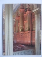 N99 Postcard Canada - Quebec - Eglise St-Jean Baptiste, L'orgue - Québec - La Citadelle